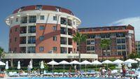 Хотелът Club Insula