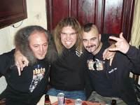 Аз с Daniel Mullback и Joakim