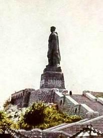 Паметникът на Альоша на Бунарджика 19xx