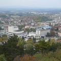 Враца - Поглед от Хижата